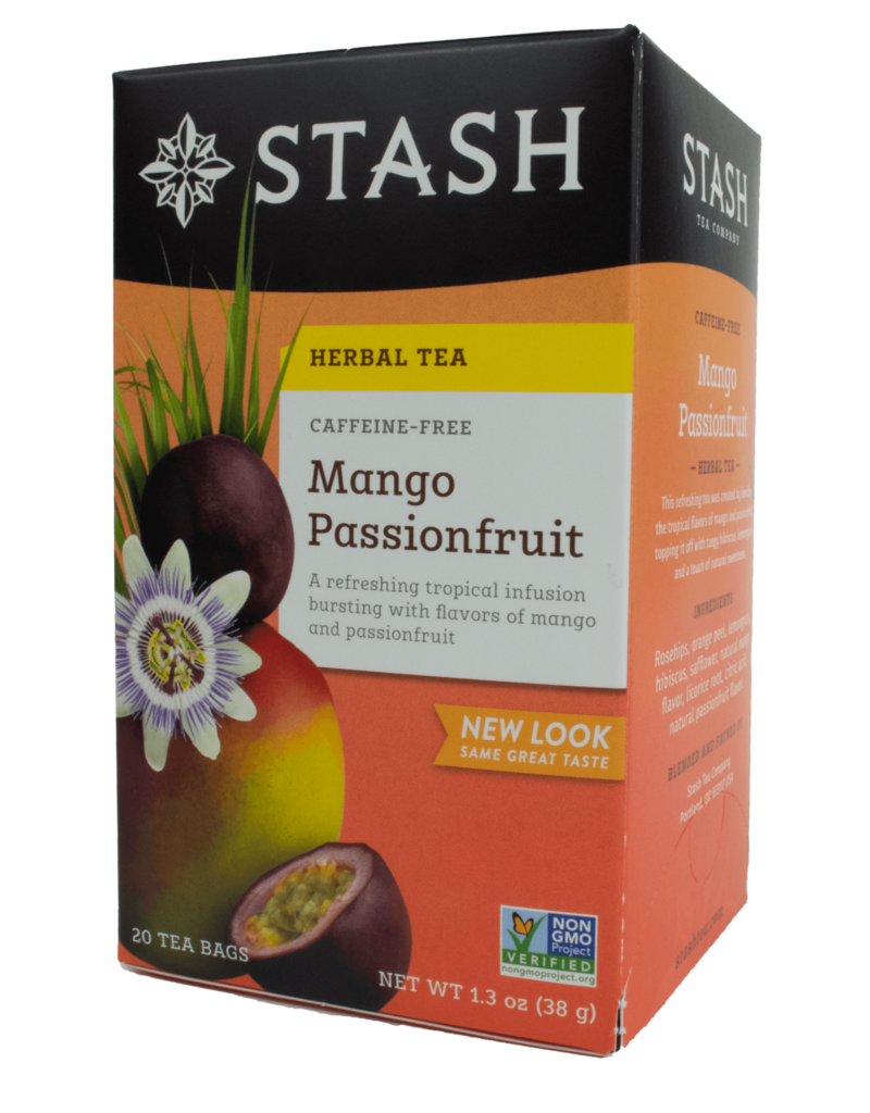 Stash Stash Mango Passionfruit Tea