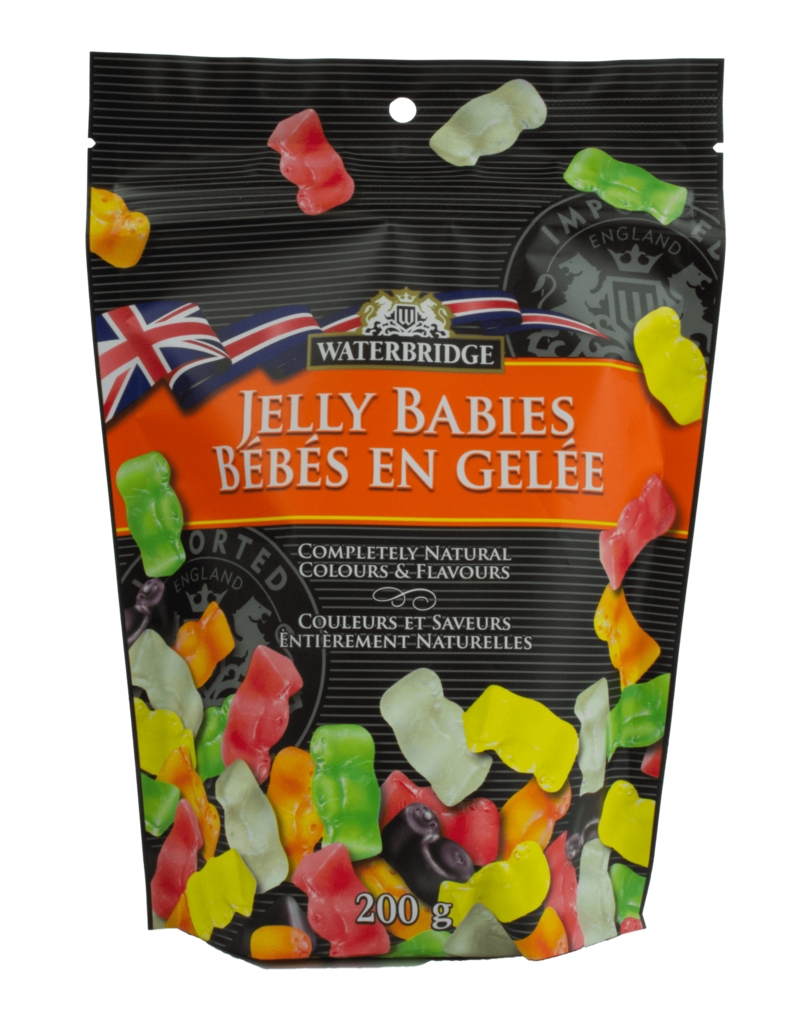 Waterbridge Waterbridge Jelly Babies 200g