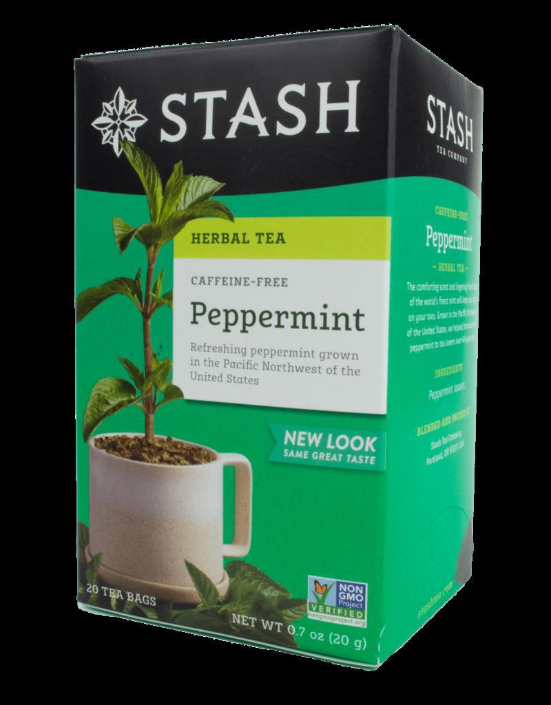 Stash Stash Peppermint Herbal Tea