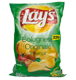 Lays Bolognese Chips 225g