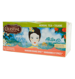 Celestial Seasonings Manadarin Orange Spice Tea 54g