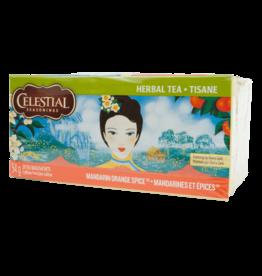 Celestial Seasonings Mandarin Orange Spice Tea 54g