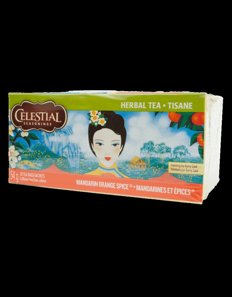 Celestial Seasonings Celestial Seasonings Mandarin Orange Spice Tea 54g