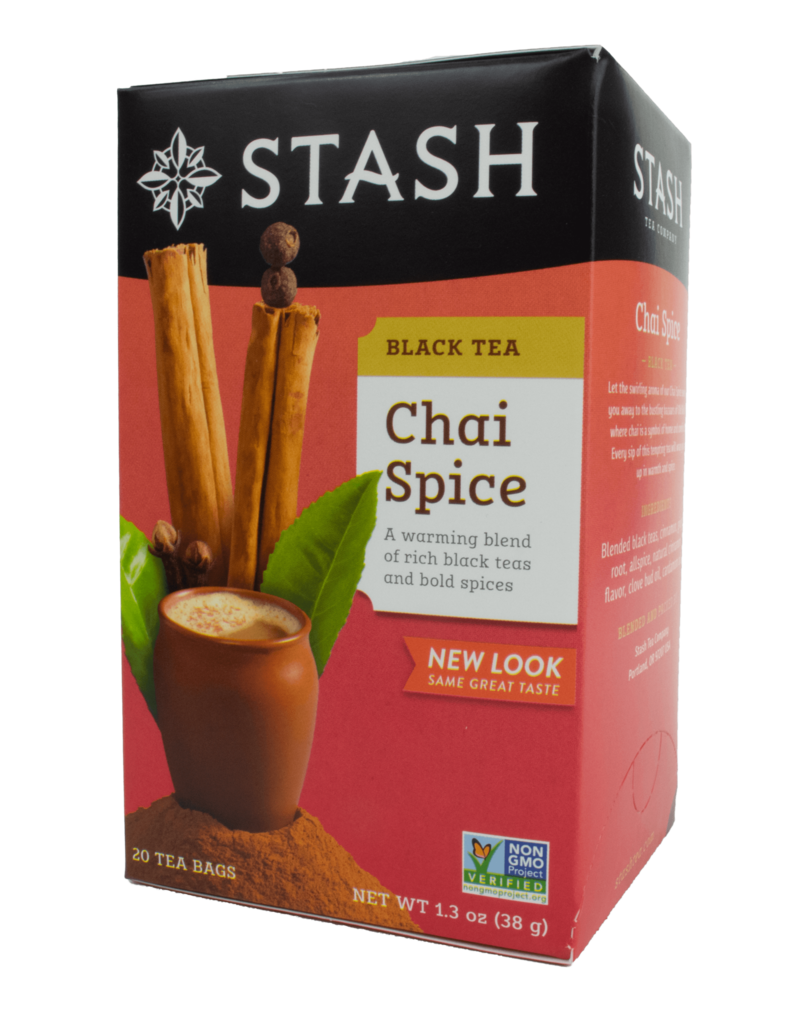 Stash Stash Chai Spice Black Tea