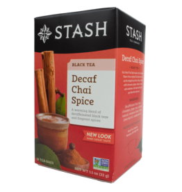 Stash Chai Spice Decaf Tea 33g