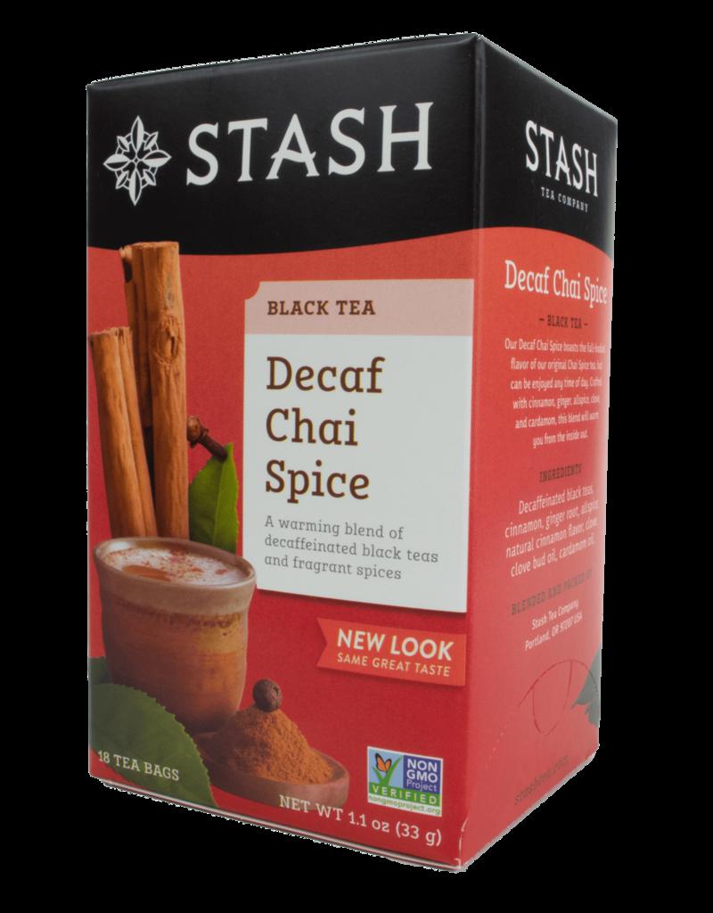 Stash Stash Chai Spice Decaf Tea 33g