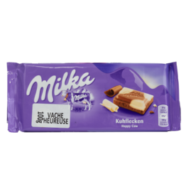 Milka Kuhflecken Happy Cow Chocolate Bar 100g