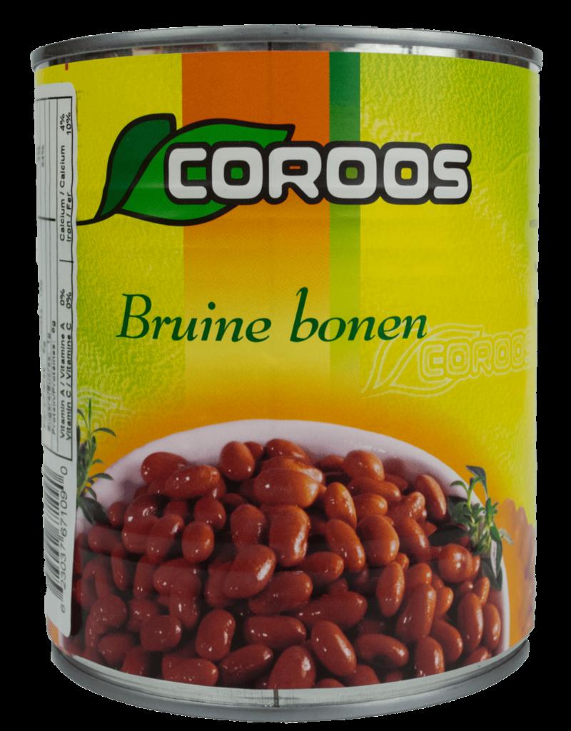 Coroos Coroos Brown Beans 850g