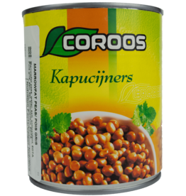 Coroos Kapucijners Marrowfat Peas 796ml