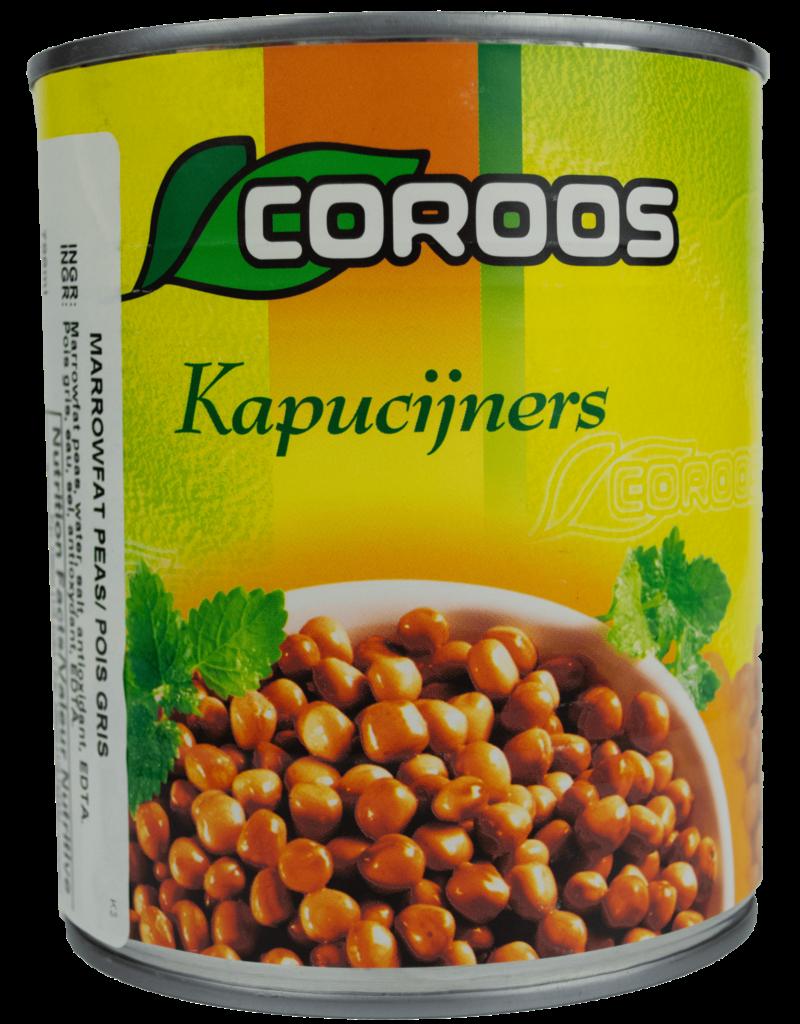 Coroos Coroos Kapucijners Marrowfat Peas 796ml