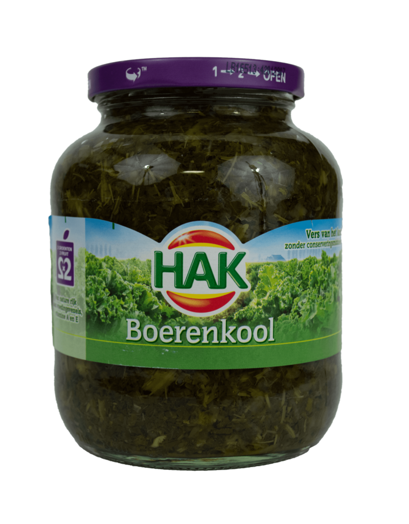 Hak Hak Boerenkool Kale 720ml