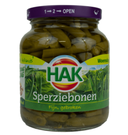 Hak Green Beans 370ml