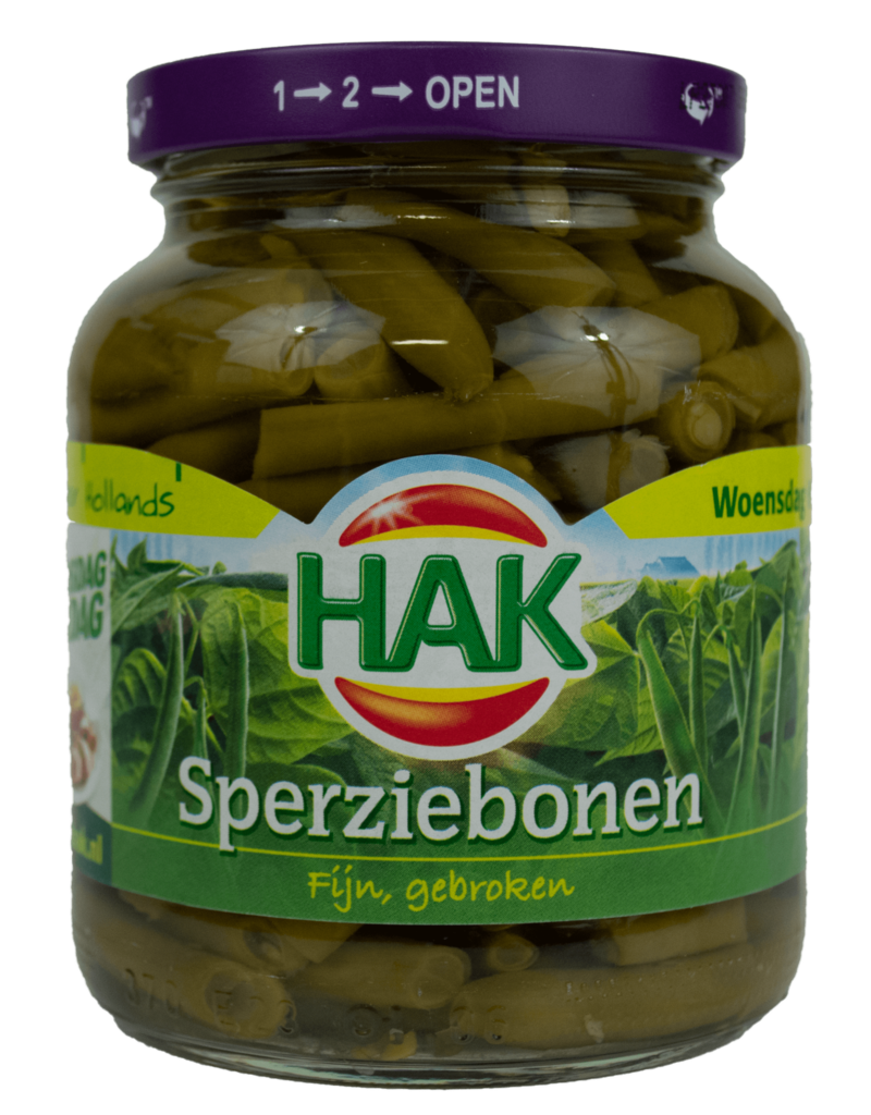 Hak Hak Green Beans 370ml