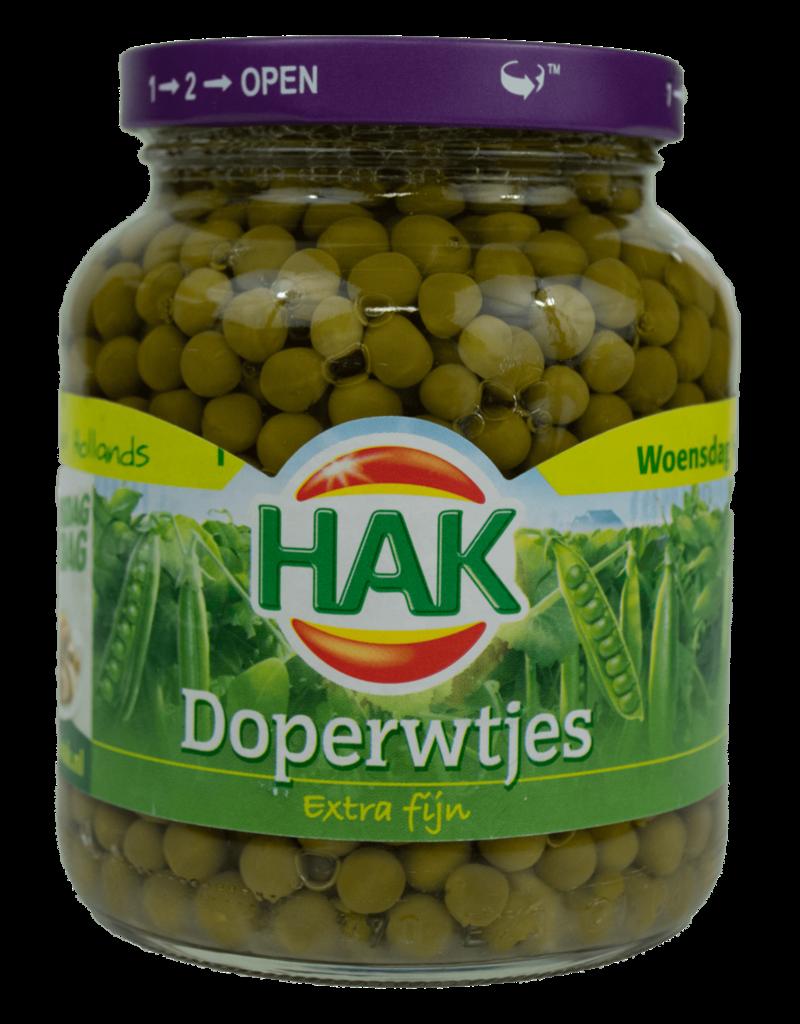 Hak Hak Peas Extra Fine 370ml