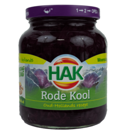 Hak Red Cabbage 370ml