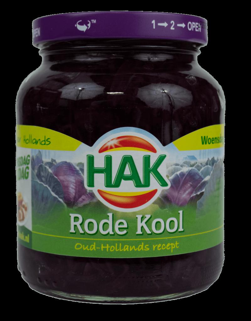 Hak Hak Red Cabbage 370ml