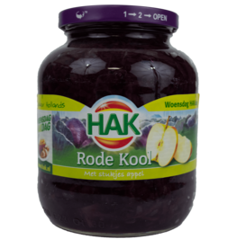 Hak Red Cabbage with Apple 720ml