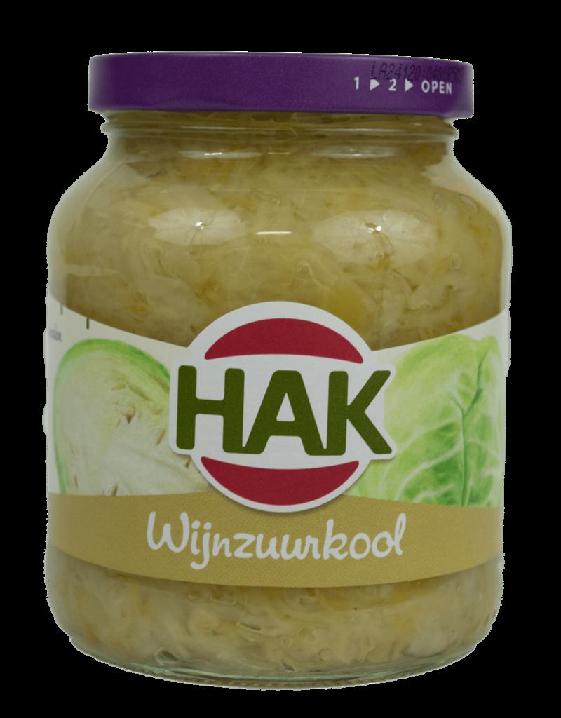 Hak Hak Wine Sauerkraut 340ml