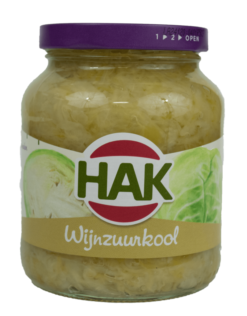 Hak Hak Wine Sauerkraut 370ml