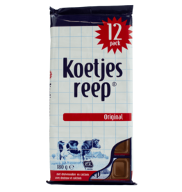 Koetjesreep Koetjesreep 12 Pack 180g