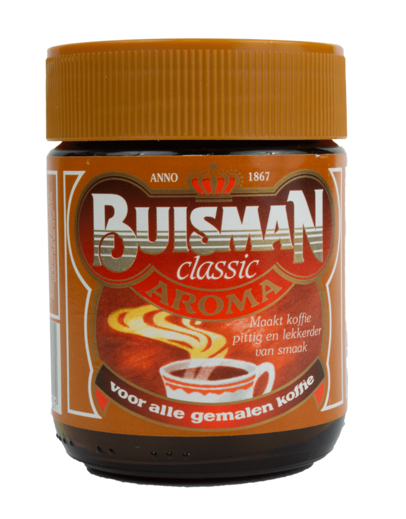 Buisman Buisman Classic Aroma Coffee 100g