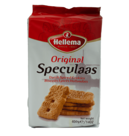 Hellema Speculaas 500g