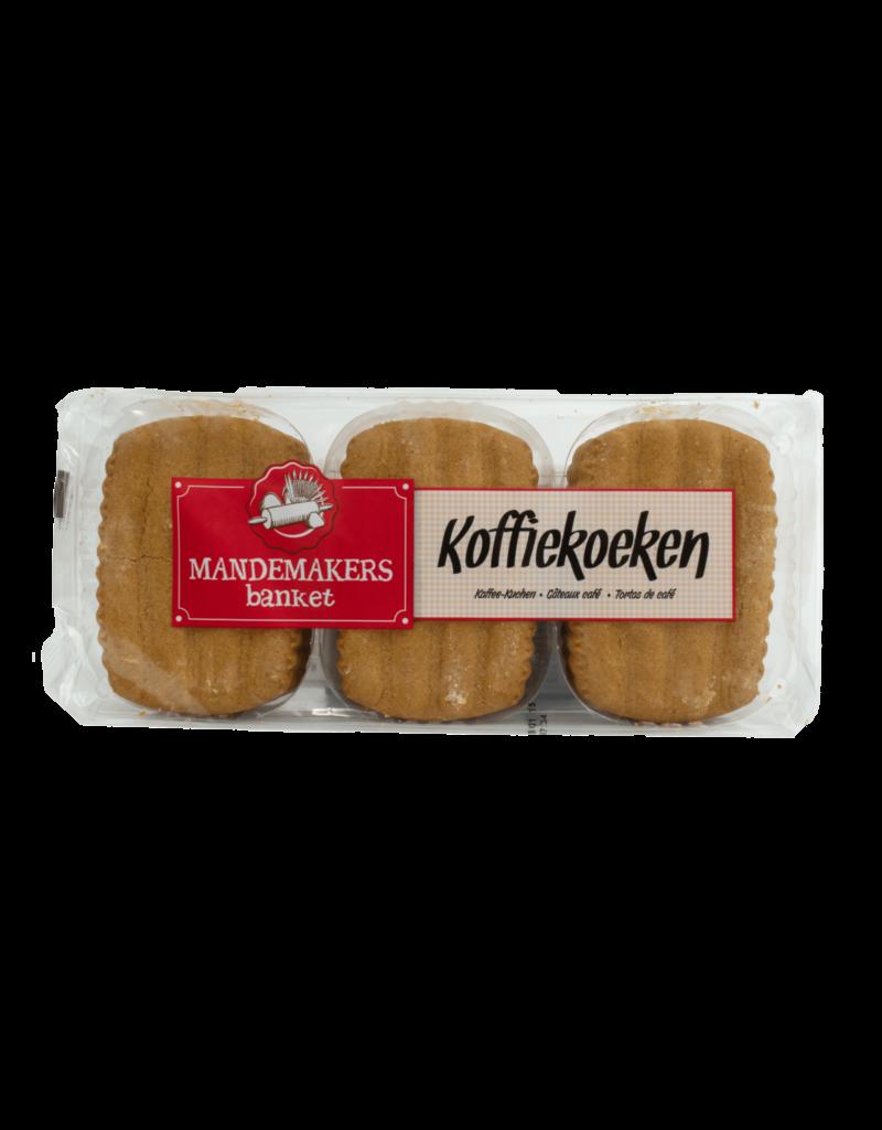 Mandemaker Mandemaker Koffiekoeken Coffee Cookies 250g