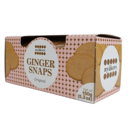 Nyakers Ginger Snaps Original 150g