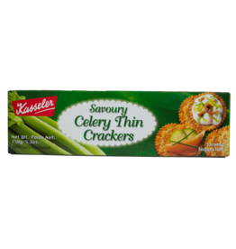 Kasseler Thin Crackers - Celery 150g
