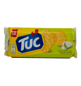 Lu Tuc Crackers - Sour Cream and Onion 100g