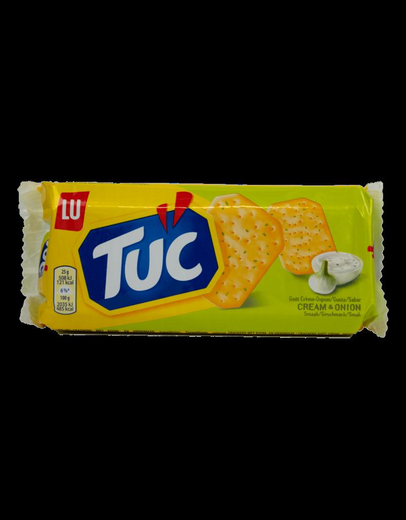 Lu Lu Tuc Crackers - Sour Cream and Onion 100g