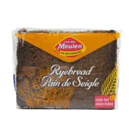 Van Der Meulen Ryebread 500g