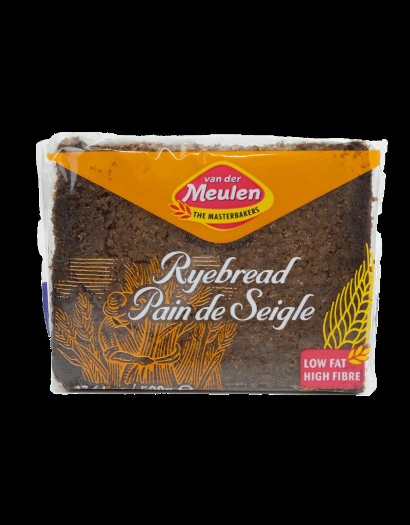 Van Der Meulen Van Der Meulen Ryebread 500g