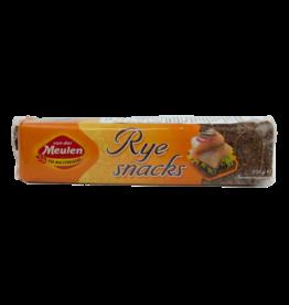 Van Der Meulen Ryebread Snacks 235g