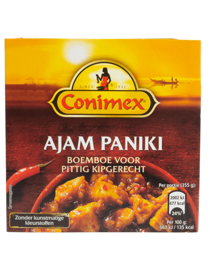 Conimex Conimex Ajam Paniki 95g
