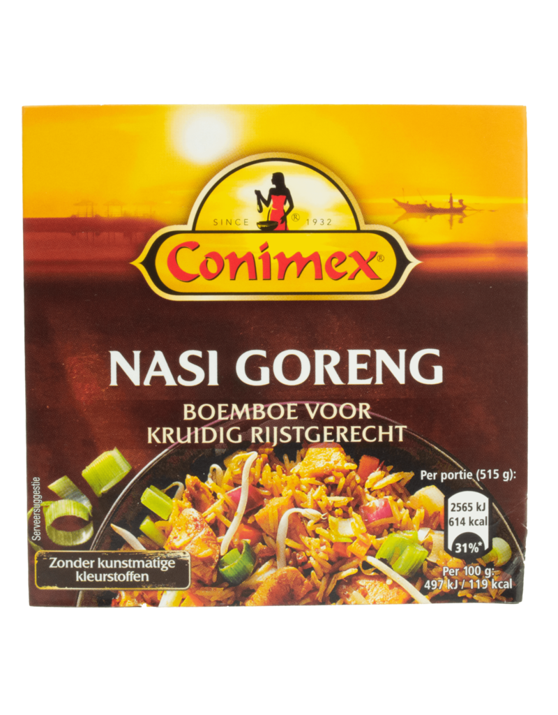 Conimex Conimex Boemboe Nasi Goreng 95g