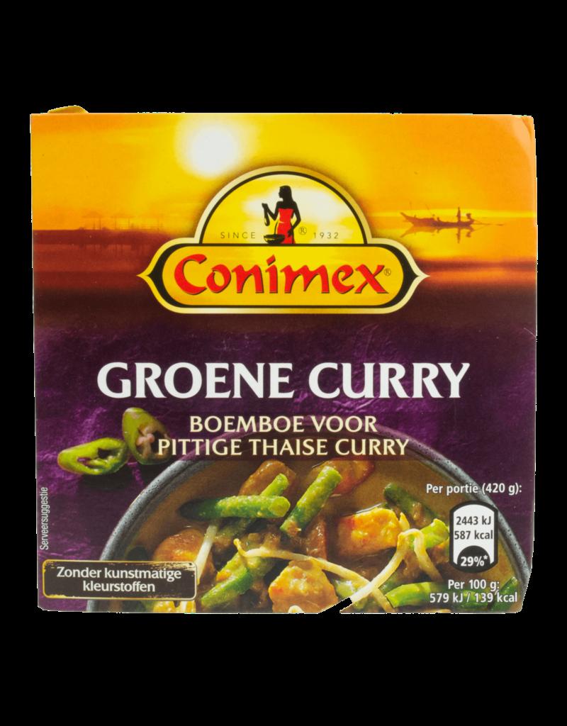 Conimex Conimex Groene Green Curry 95g