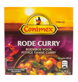 Conimex Red Curry Paste 95g