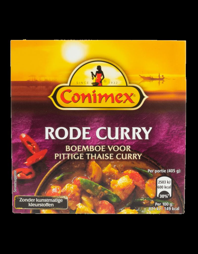 Conimex Conimex Red Curry Paste 95g