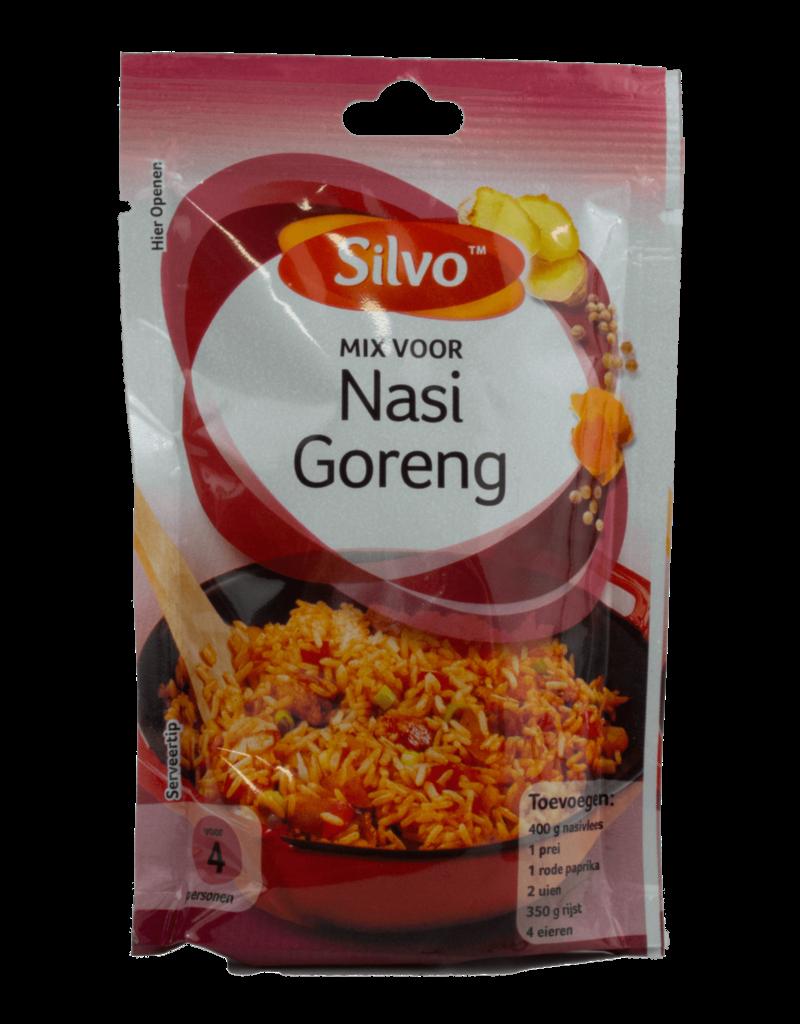 Silvo Silvo Nasi Goreng Mix 28g