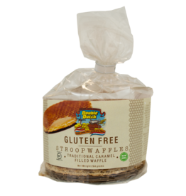 Double Dutch Gluten Free Stroopwafels 264g