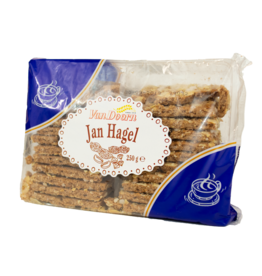 Van Doorn Jan Hagel Cookies 250g