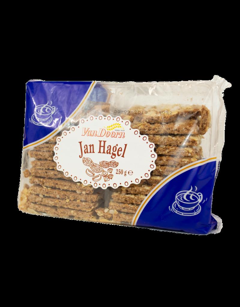 Van Doorn Van Doorn Jan Hagel Cookies 250g