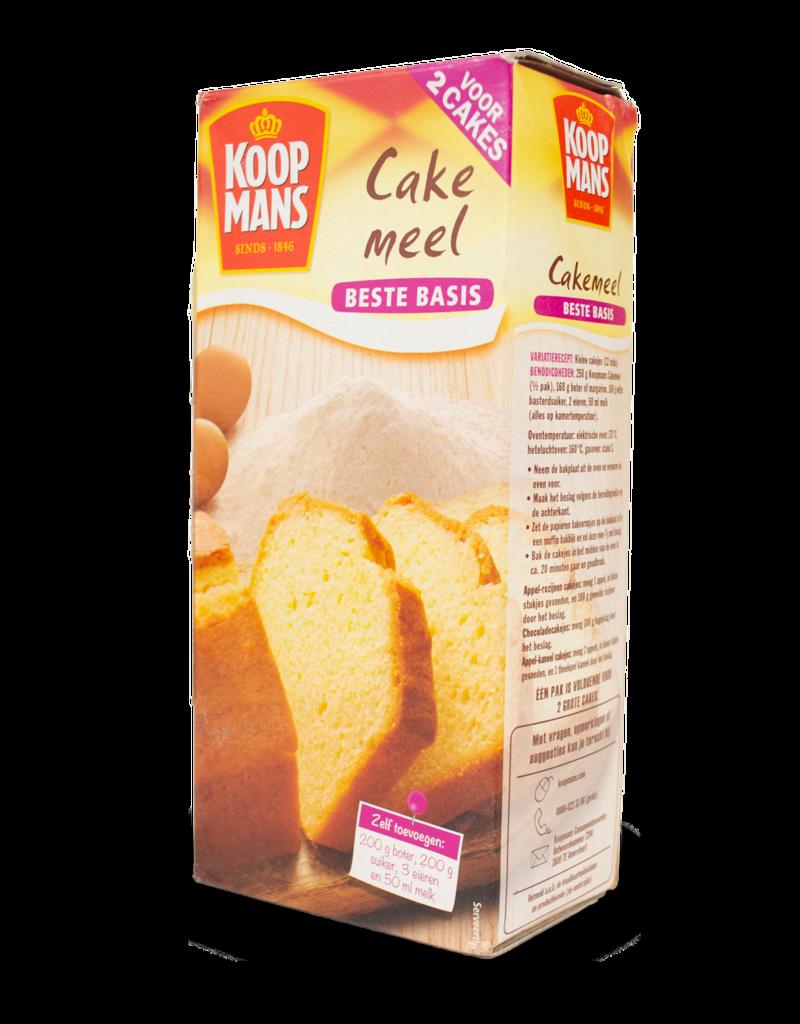 Koopmans Koopmans Bakers Cake Mix 500g