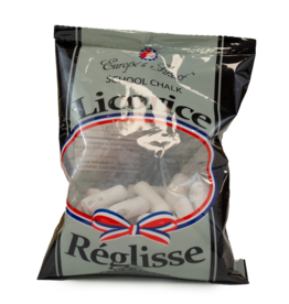 Europe's Finest School Chalk Licorice 100g