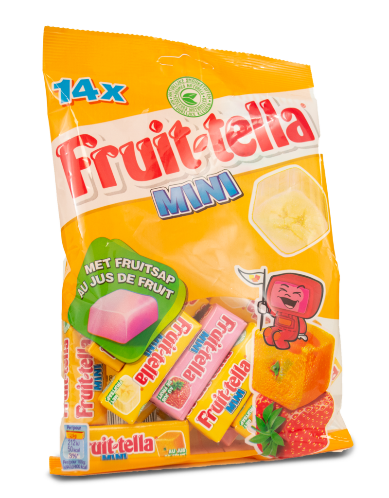 Fruittella Fruittella Mini in Bag x14 175g