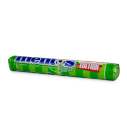Mentos Limited Edition Green Fruit Mix 37.5g