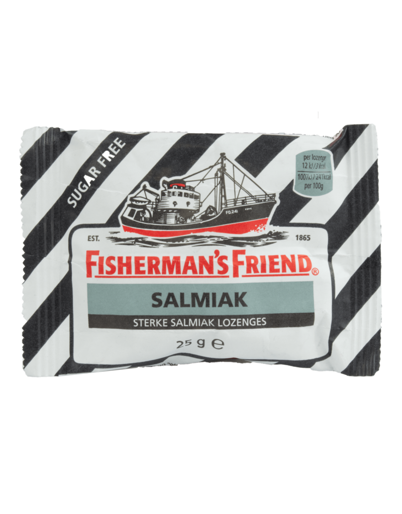 Fisherman's Friend Fisherman's Friend Salmiak Sugar Free 25g
