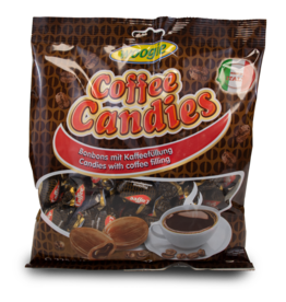 Woogie Coffee Candies 225g