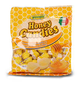 Woogie Honey Candies 225g